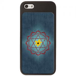 chakra symbol phone case
