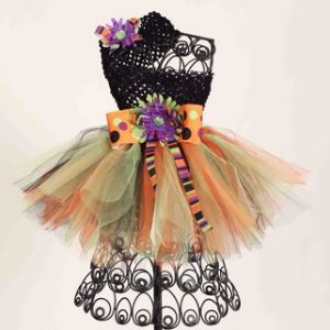 halloween tutu dress