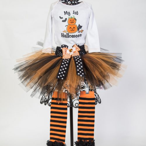 Halloween tutu skirt