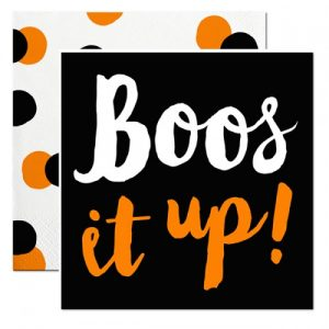 boos it up beverage napkin