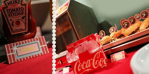 retro concession stand