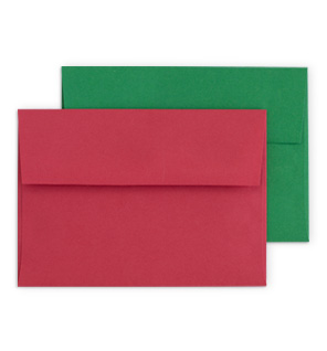 Red and Green Envelopes