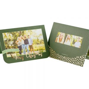 Foil Pressed Cards