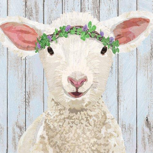 maisie lamb napkin