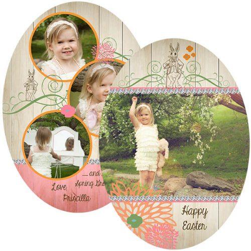 peter rabbit easter greeting card