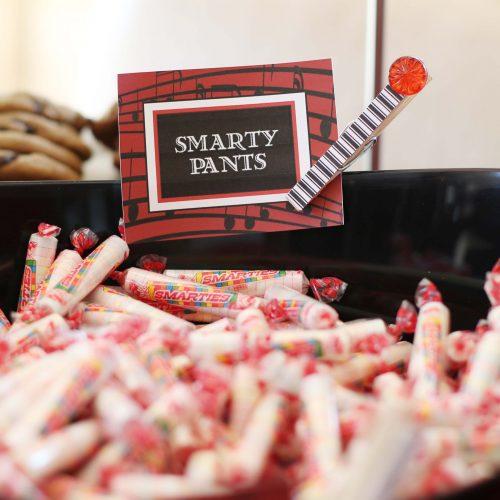 graduation candy bar tags
