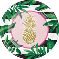 PineappleBanquetPlates