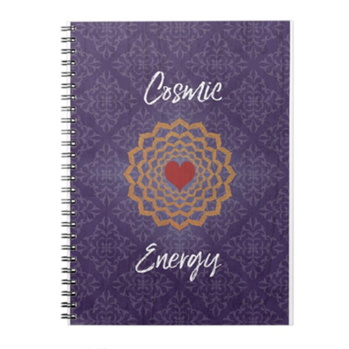 Cosmic Energy Notebook