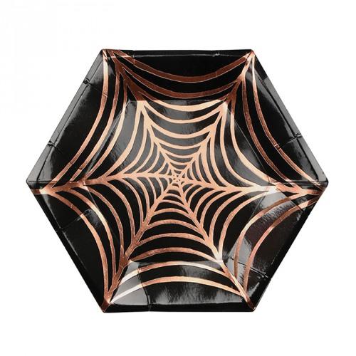 small cobweb plate