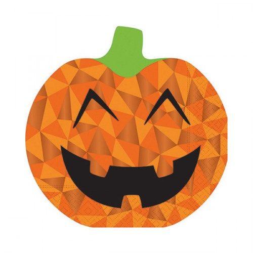 jolly pumpkin napkin
