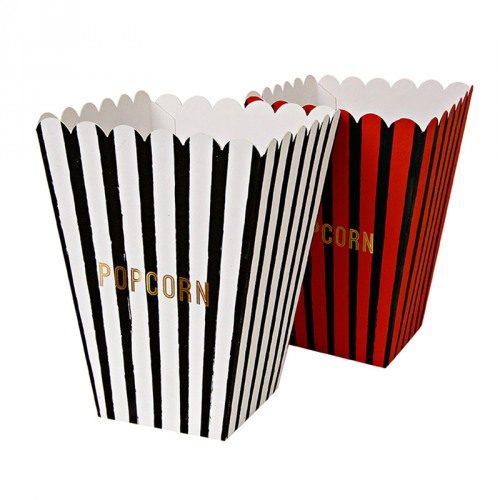 halloween popcorn box