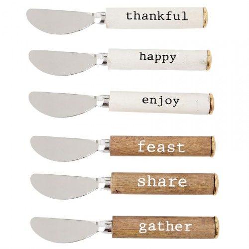 thanksgiving spreaders
