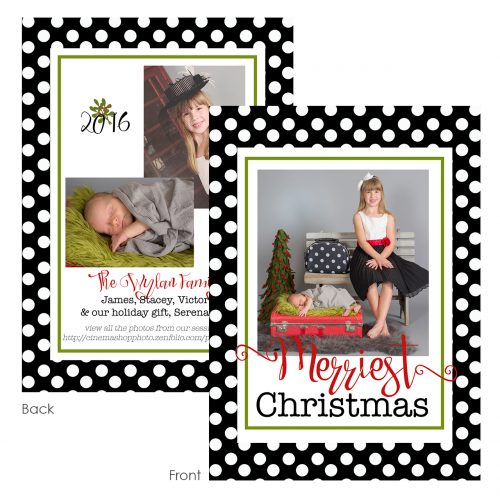 Whimsical Holiday Greeting Cards