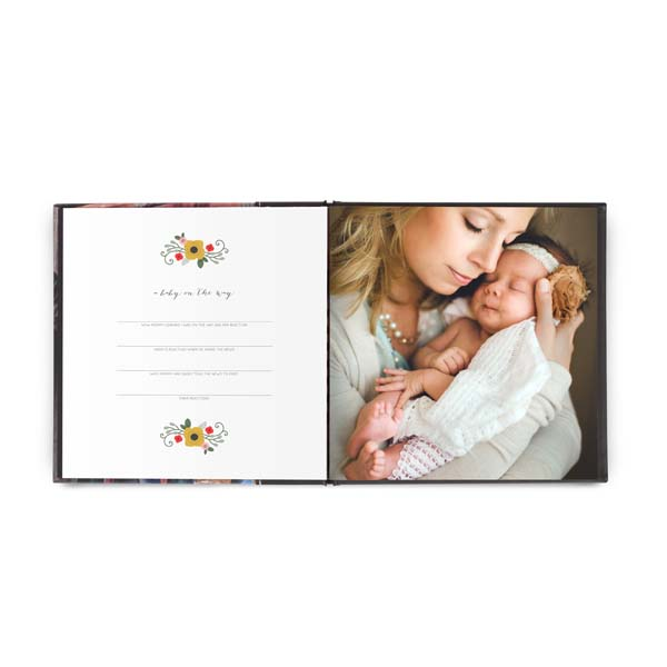Baby Penelope Fill-In Book by WHCC