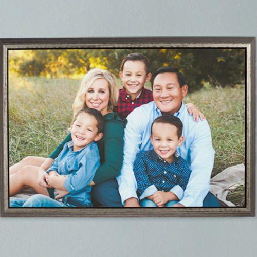 Premium Fine Art Framed Wraps