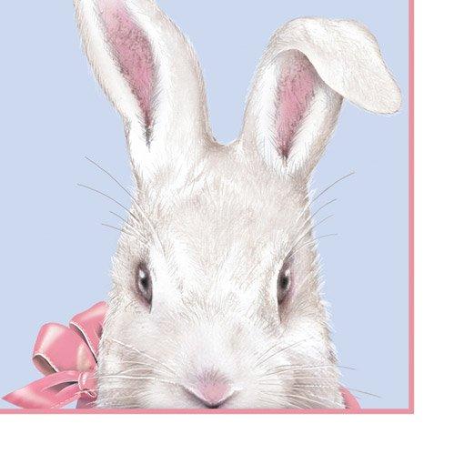 katie bunny napkin