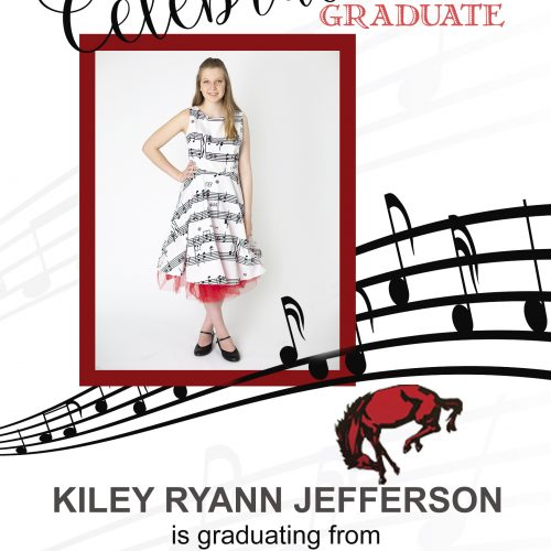 Musical Notes Graduation