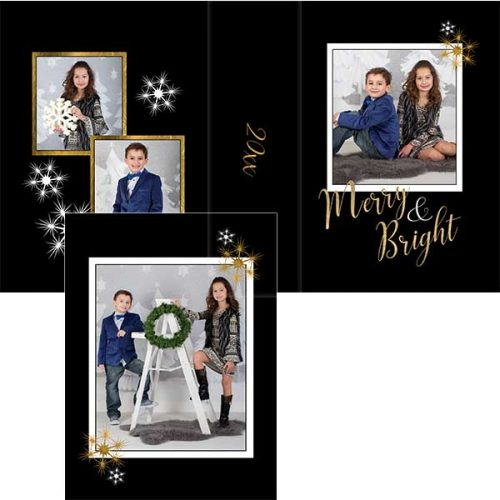 holiday photo image box