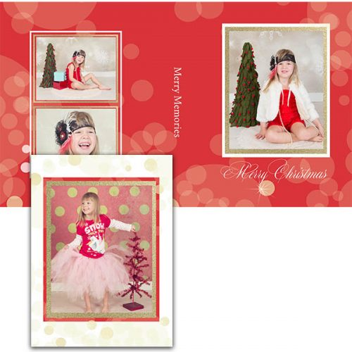 bokeh gold glitter keep photo box