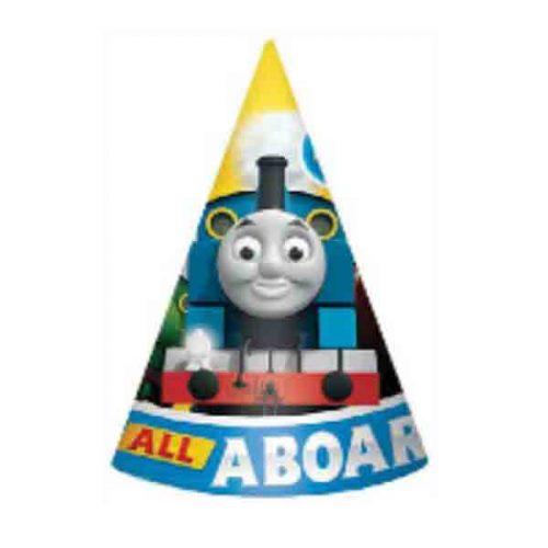 thomas the train party hat