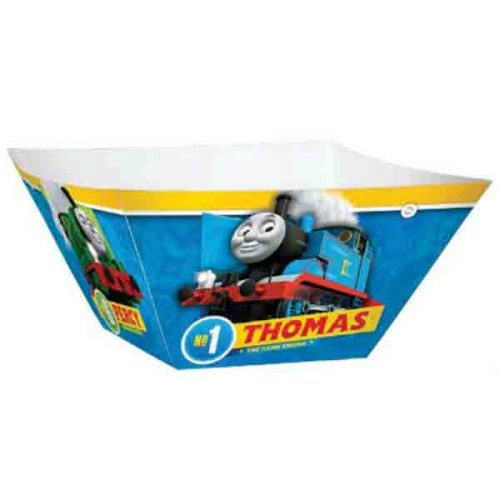 Thomas the train large train party bowls.