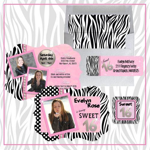 Starlit Regency - Pink