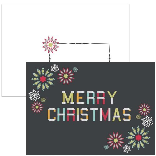 christmas greeting card box set