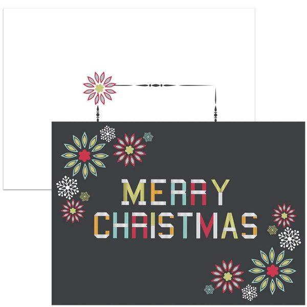 christmas greeting card box set